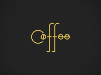 National Coffee Day 2015 bean type lettering day coffee