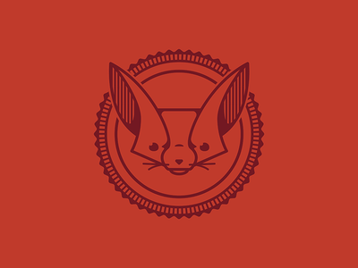 Desert Fox seal animal