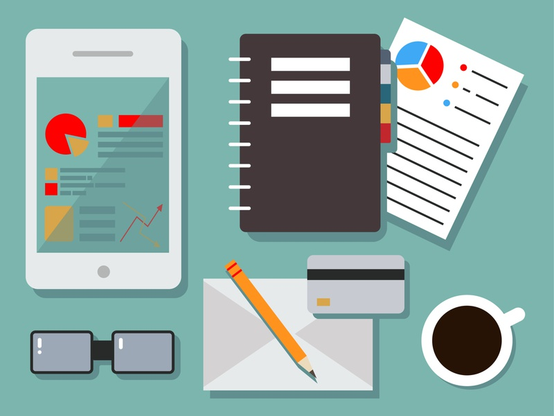 flat offie design graphics letter office flatdesign flat illustrator graphicdesign design vector