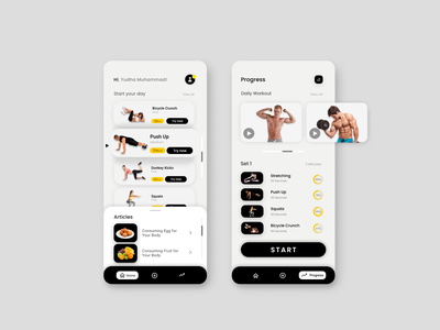 Workout App branding design ux illustration cool colors cool design cool uiux ui mobile mobile ui mobile app mobile app design workout workout tracker workout app
