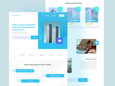 hotel booking landing page dashboard ui uiwebdesign uiwebsite website dashboard design booking app user experience userinterface design app