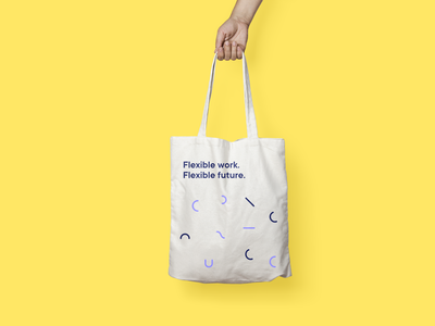 YOSS Canvas Tote swag mockup canvas tote marketing branding