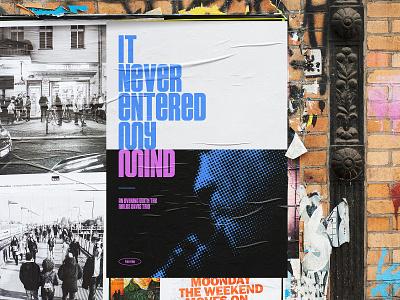 DFC 0024 - Regional - Poster Mockup gig poster type lettering mockup poster design poster fonts font design typography font