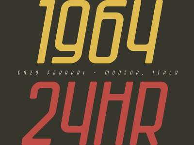 DFC 0025 - Abruzzo - Numerals Highlight design branding illustration logo vector numerals numbers formula 1 font design type design ux ui lettering fonts font typography type