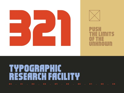 DFC 0026 - Ranger - Character Highlight numbers design branding illustration logo vector website ux ui foundry lettering fonts font type typography