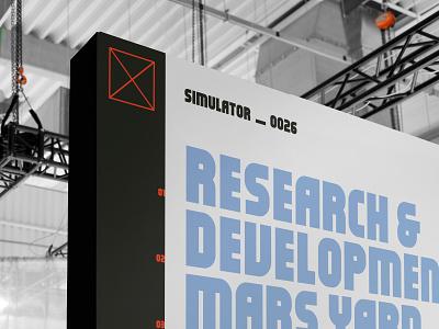 DFC 0026 - Ranger - Facility Mockup mrmockup mockup ux ui branding illustration logo vector graphic design design foundry website fonts font lettering typography type