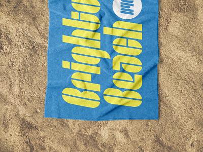 DFC 0027 - Public Italic - Towel Mockup ux