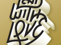 Lead With Love Poster