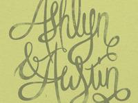 Ashlyn & Austin