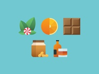 Flavor Icons