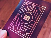 IZEA Playing Cards