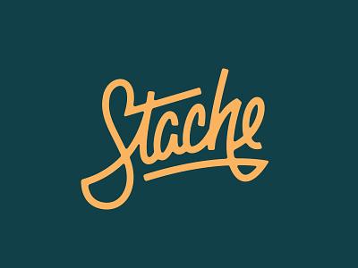 Logotype 1 monoweight custom script typography type ligatures lettering