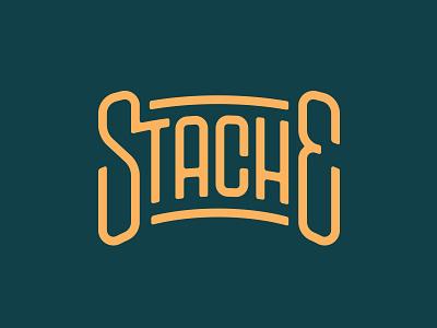 Logotype 3 monoweight custom typography type ligatures lettering