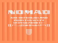UTC Nomad Font