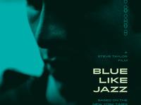 Blue Like Jazz poster 2