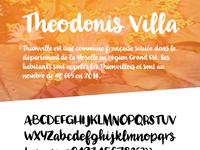 Theodonis Villa