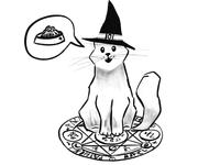 Inktober / spell