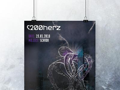 poster branding illustraion poster