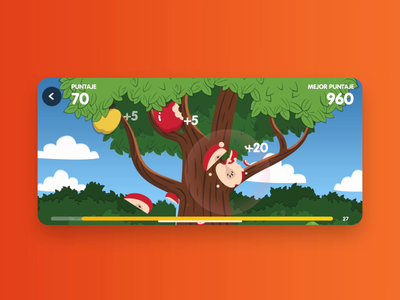 Fruit Harvest Game - Nat Geo Kids