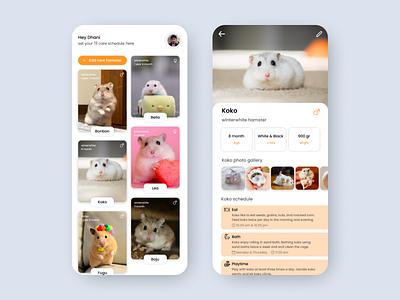 Pet App mobile app design mobile design mobile app mobile ui mobile uiux design ux design ui design user inteface uiux ux ui pet app pet care pet