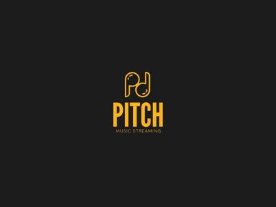Streaming music logo - Daily Logo Challenge - Day 9