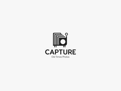 Photographer logo - Daily Logo Challenge - Day 25