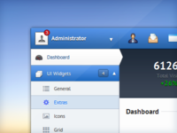 Dashboard: Mango - Slick & Responsive Admin Template