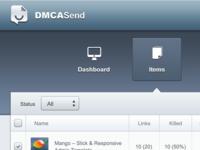 DMCASend: Basic Layout