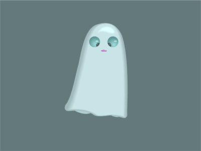 Smooth-looking Ghost