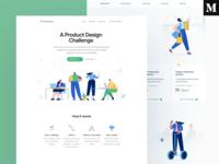 🌱 Product Design Challenge Announcement