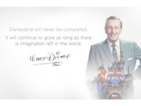 Disneyland's Founding Father - Walt Disney