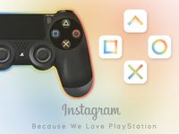 Instagram - The Icon Code, Broken.