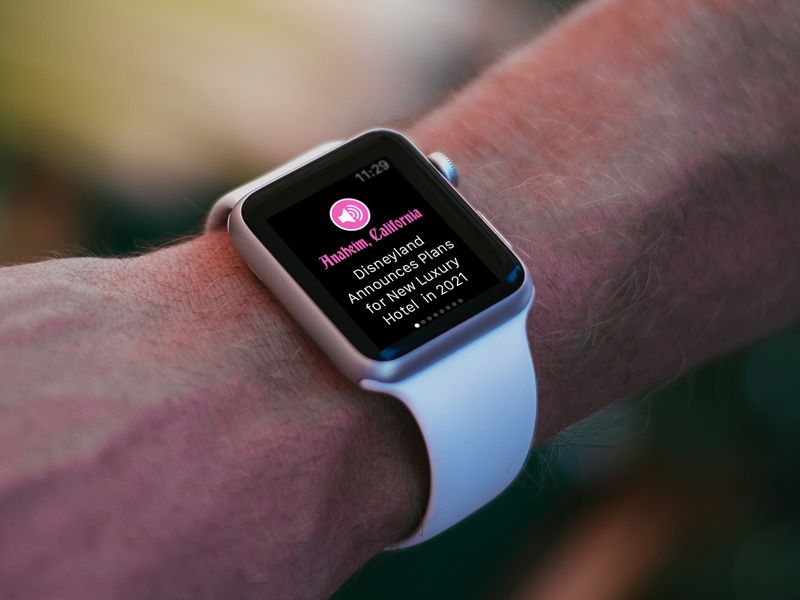 Apple Watch - DSNY Digest - Your Disney News Companion apple watch dsny digest disney