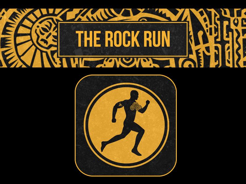 The Rock Run - Project Proposal for Seven Bucks Entertainment rock clock the rock run