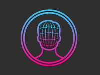 iPhone X - Facial Recognition Logo