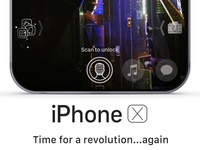 iPhone X - Scan To Unlock