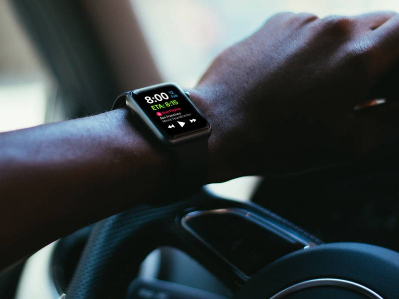 Commute - watchOS 4.0 - Apple Watch apple watch up next apple ios 11 watchos
