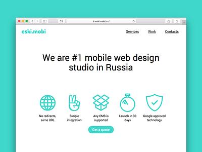 eski.mobi responsive website responsive