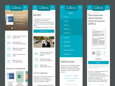 p-a-c.ru responsive web (mobile) website responsive