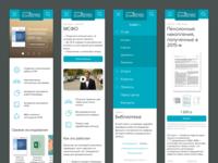 p-a-c.ru responsive web (mobile)