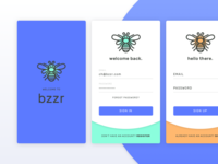 Sign Up – bzzr