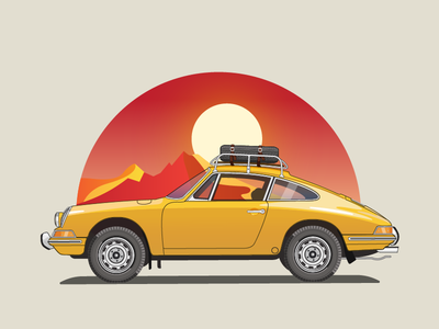 901 - 911 Rally Car