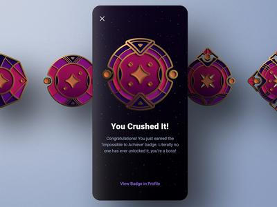 Blast Badge Rewards
