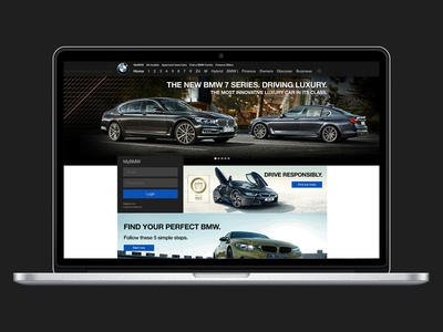 BMW - Uninvited redesign automative car bmw