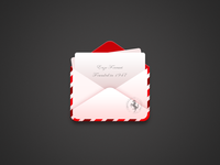 Mail Desktop Icon (Ferrari )