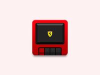 Recorder Desktop Icon (Ferrari)