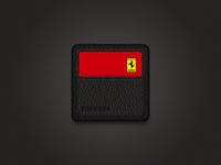Card Package Desktop Icon (Ferrari)