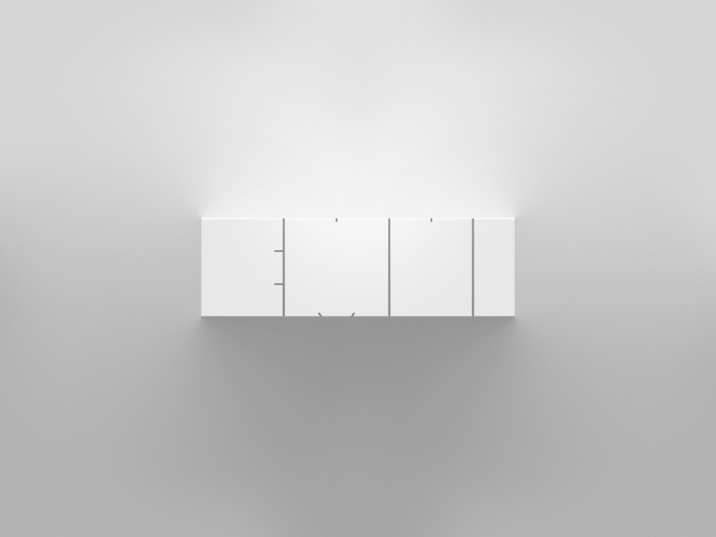 EMUI Diffuse Reflection minimalist simple brand font logo white icon