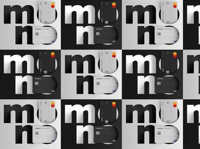 The black and white monobank cards mono payment plastic mastercard visa debit credit card monobank bank