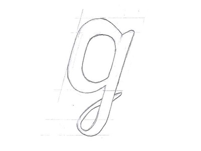 Letterform g by Ashleigh Axios | Dribbble | Dribbble